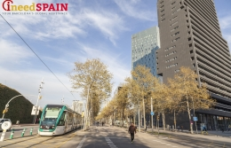 How to use trams in Barcelona: short guide